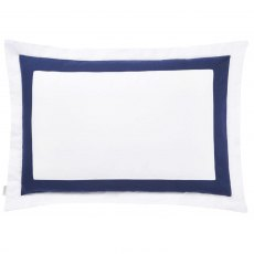 Turner Bianca Tailored Navy Oxford Pillowcase