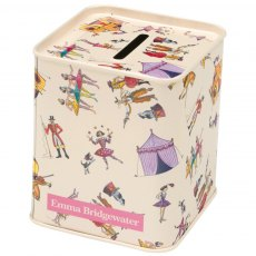 Emma Bridgewater Circus Tin Money Box