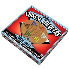 Wooden Chinese Chequers