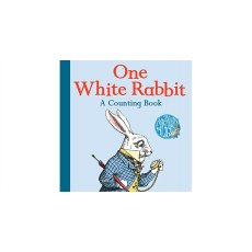 One White Rabbit Counting Book by Lewis Carroll