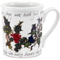 Holly and the Ivy Seconds Breakfast Mug 9oz