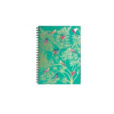 Sara Miller Birds in Tree A4 Notebook