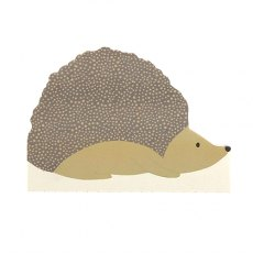 Sara Miller Hedgehog Notebook