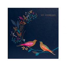 Sara Miller Two Birds Address Book