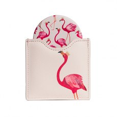 Sara Miller Flamingo Luxury Cosmetic Mirror