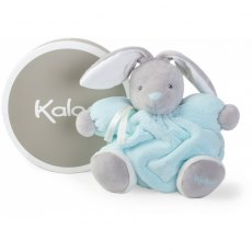 Kaloo Plume Small Chubby Rabbit Blue Aqua