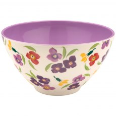Emma Bridgewater Wallflower Large Melamine Bowl