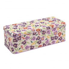 Emma Bridgewater Wallflower Cracker Tin