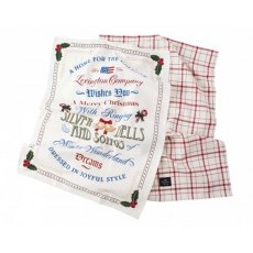 Lexington Holiday Kitchen Towel Set