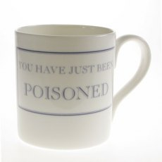 The Prisoner Fine Bone China Mug: Been Poisoned