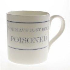 The Prisoner Fine Bone China Mug: Been Poisoned