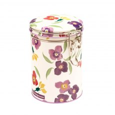 Emma Bridgewater Wallflower Clip Lid Caddy