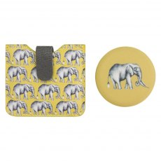 Harlequin Savanna Compact Mirror