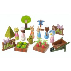 Peter Rabbit Play Set