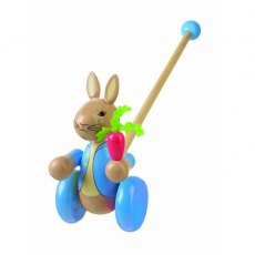 Boxed Peter Rabbit Push Along