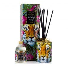 Wild Things Crouching Tiger Mandarin & Bergamot Luxury Diffuser