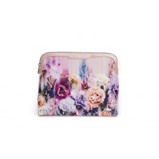 Botanical Floral Beauty Travel Bag