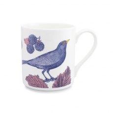 Thornback & Peel Blackbird & Bramble Mug
