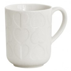 Beau & Elliot Embossed Mug