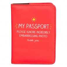 Happy Jackson Passport Holder 'My Passport'