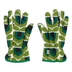 Orla Kiely Striped Tulip Potting Gloves