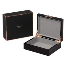 Ted Baker Black Gloss lacquered Jewellery Box