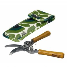 Orla Kiely Striped Tulip Pruners In Pouch
