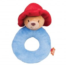 Paddington for Baby Ring Rattle