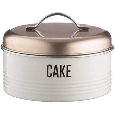 Typhoon Vintage Copper Cake Tin