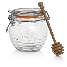 Kilner Honey Pot & Dipper in Gift Box
