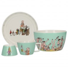 Roald Dahl BFG 4 piece Stacking Breakfast Set