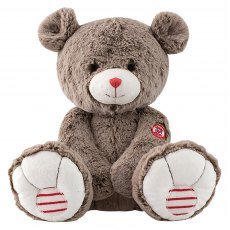 Kaloo Rouge Large Cocoa Brown Bear