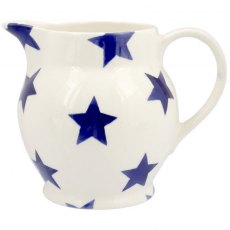 Emma Bridgewater Blue Star 1/2 Pint Jug