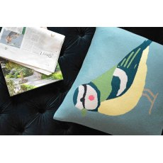 Sophie Allport Garden Birds Knitted Statement Cushion