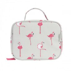 Sophie Allport Flamingos Kids Lunch Bag