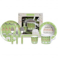 Sophie Allport Safari Childrens Melamine Dinner Set