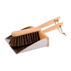 Redecker Dustpan/Hand Brush with Magnet
