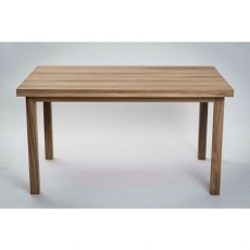 Natural Block Dining Table