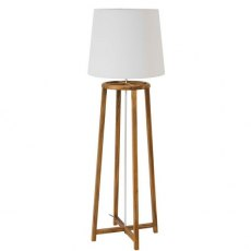 Natural Floor Lamp