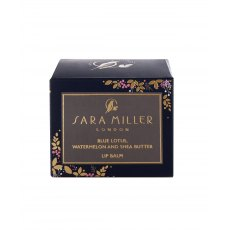 Sara Miller Blue Lotus, Watermelon and Shea Butter Lip Balm