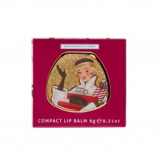 Vintage & Co. Baubles & Belles Compact Lip Balm