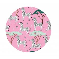 Wild Thoughts Zebra Compact Mirror