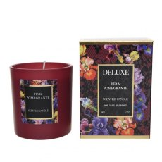 Pink Pomgranate Fragranced Candle