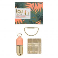 Pretty Useful Hideaway Caddy - Coral Reef