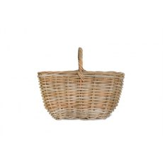Bembridge Rattan Market Basket