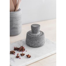 Spice Crusher Pestle and Mortar in Granite