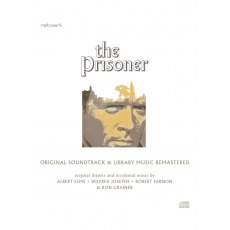 The Prisoner Original Soundtrack & Library Music Remastered CD