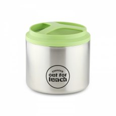 Out for Lunch Vacuum Insulated Lunch Box 1L Single Layer