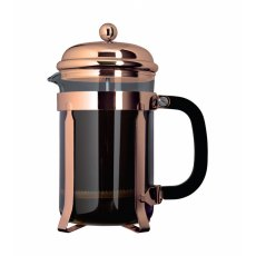 Cafe Ole Classic 8 Cup Cafetiere Copper