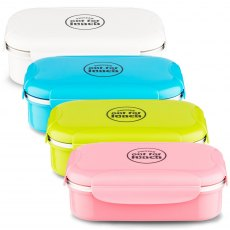 Out for Lunch Insulated Sandwich Box